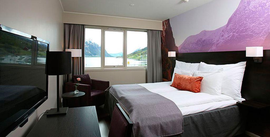 Thon Hotel Jolster 4*, en Skei
