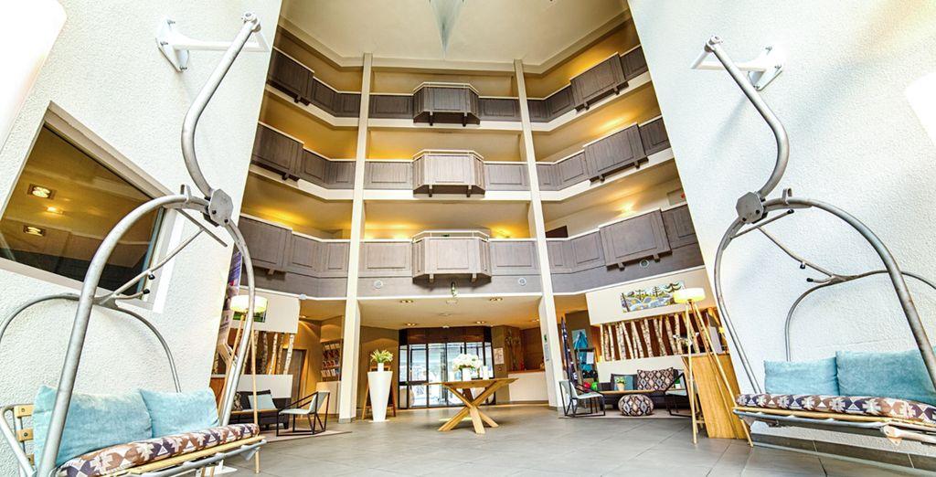 En Chamonix te alojarás en el Hotel Le Refuge des Aiglons 4*