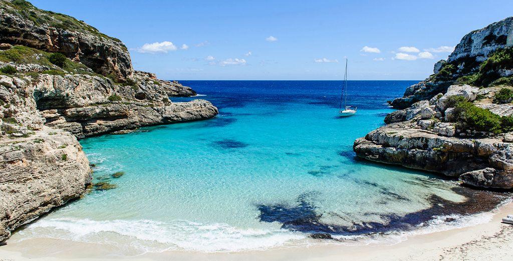 ¡Unas vacaciones paradisíacas en Mallorca!