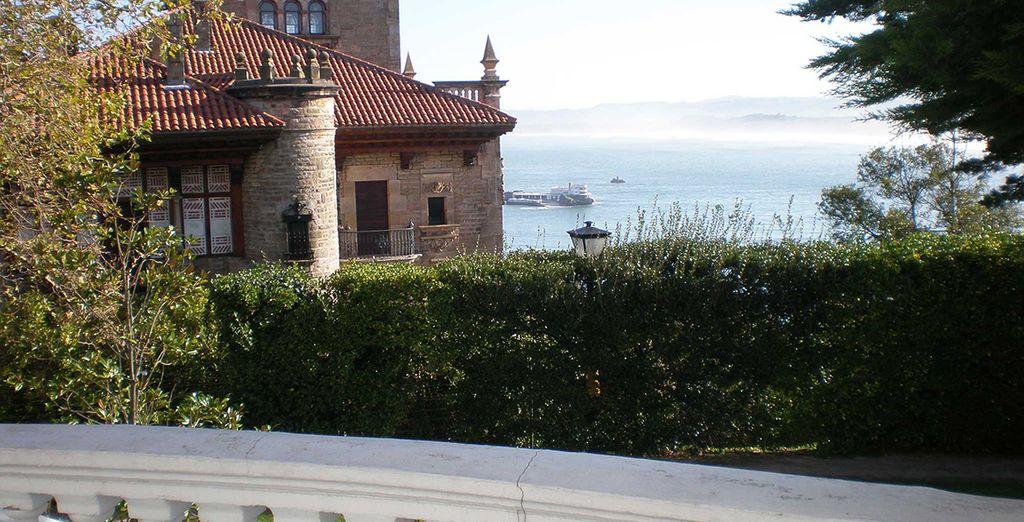 Unas vistas increíbles de la bahía de Santander