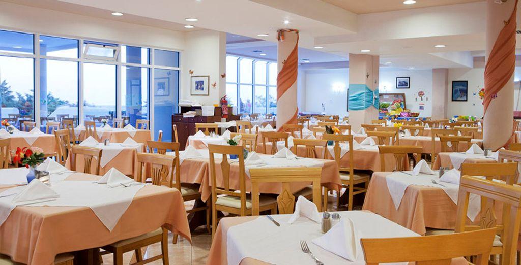 Aprovecha tu régimen de Todo Incluido y degusta la gastronomía griega