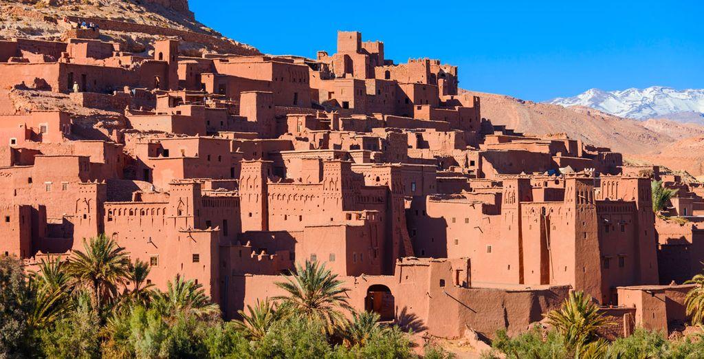 ¡Vive la magia de Marruecos!