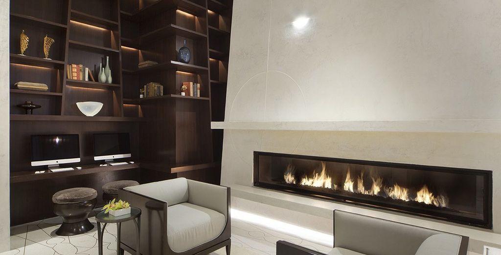 Un acogedor hotel, ideal para un recuerdo maravilloso de Manhattan