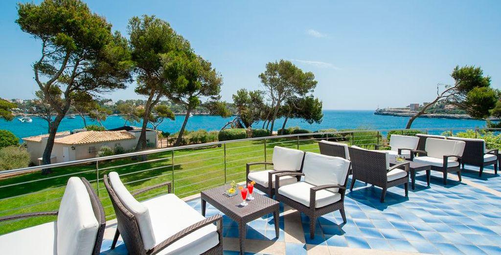 Un lugar idílico en la costa Sureste de la isla de Mallorca