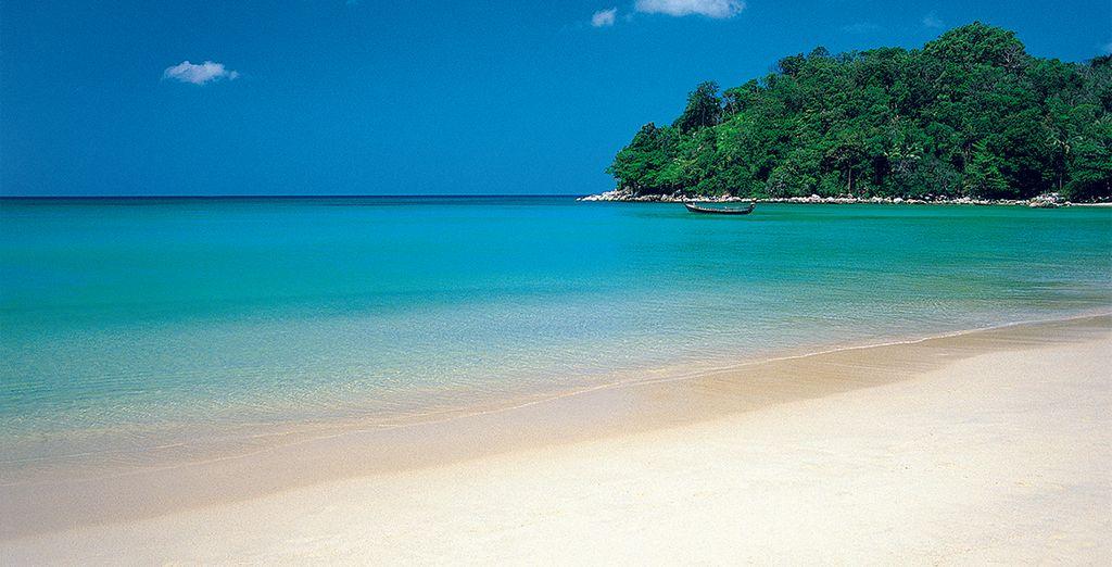 Las playas de Tailandia de ensueño te esperan