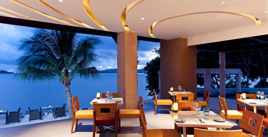 Disfruta del Restaurante Prego al aire libre