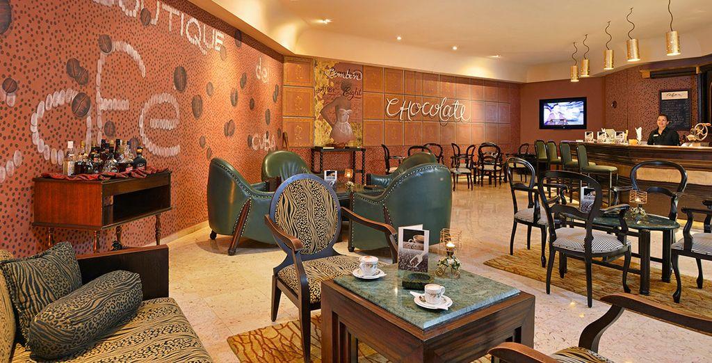 Restaurante El Relicario, un buen lugar para tomarse un descanso