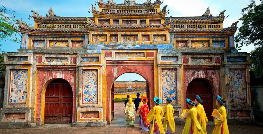 Tu próximo destino Hue, ciudad de emperadores