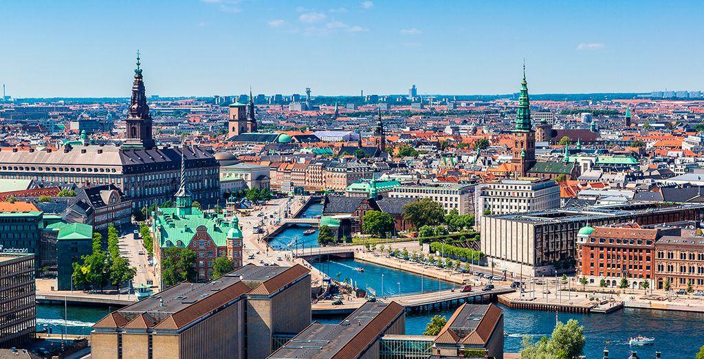 Copenhague te cautivará el corazón