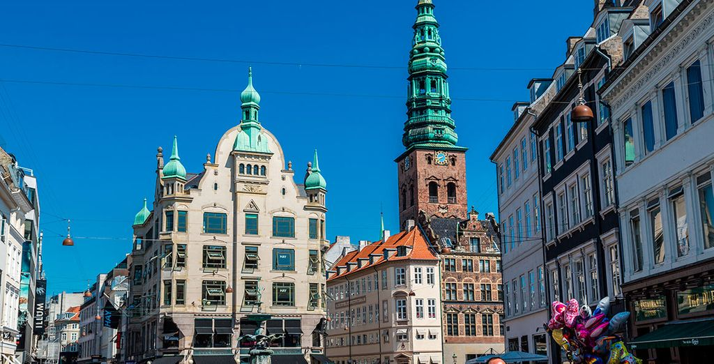 Una ciudad digna de visitar por su belleza nórdica