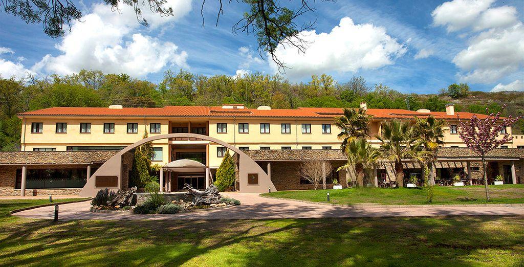 Hotel Balneario Valle del Jerte 4*