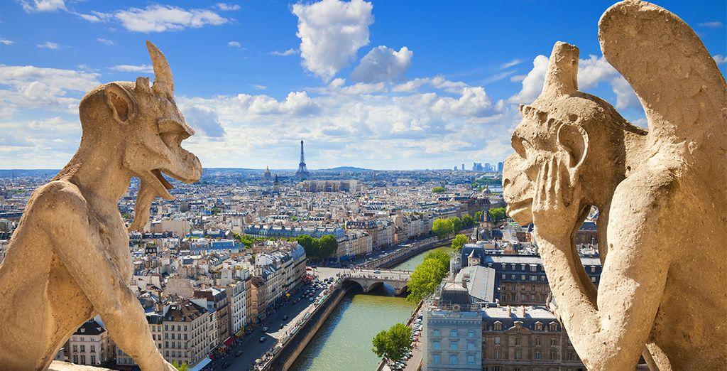 París, hermosa y fascinante