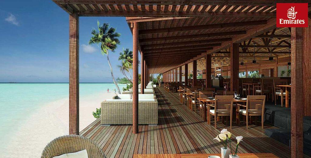 The Barefoot Eco Hotel 4* te espera en este entorno idílico