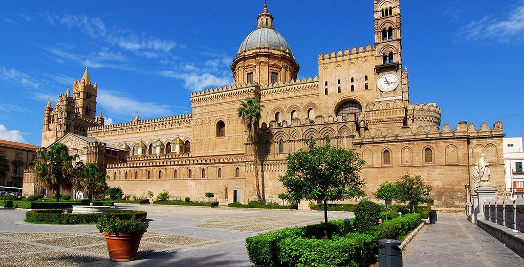 Palermo es una de las ciudades más antiguas y con más historia de Sicilia