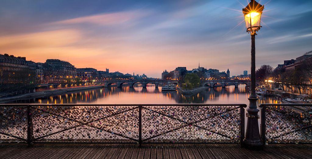 !Bienvenido a París!