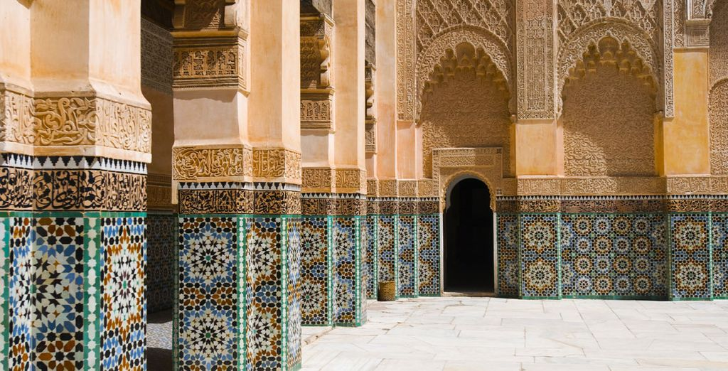 La Madrasa de Ben Youssef