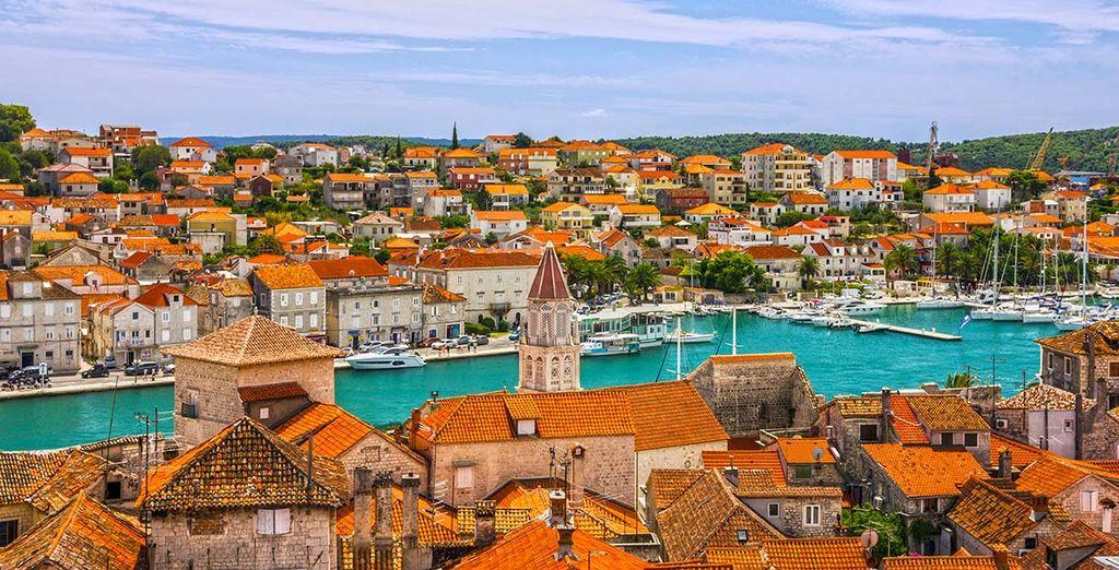 Conoce la ciudad medieval de Trogir