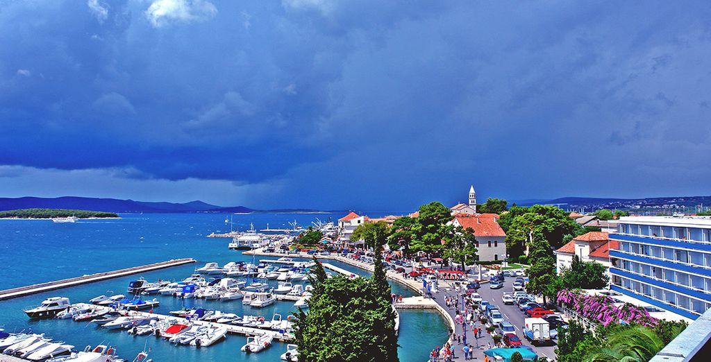 Tus vacaciones en Croacia están a punto de empezar