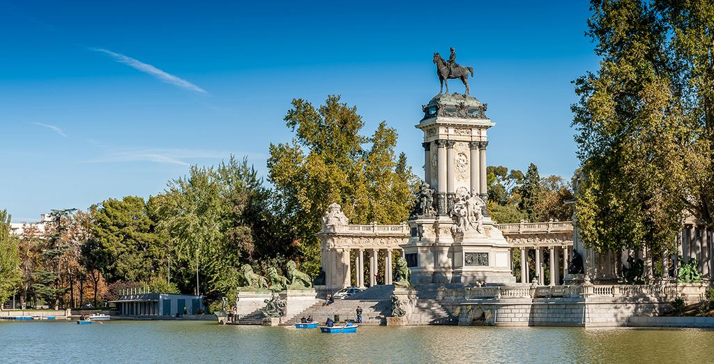 Conoce lo más emblemático de Madrid