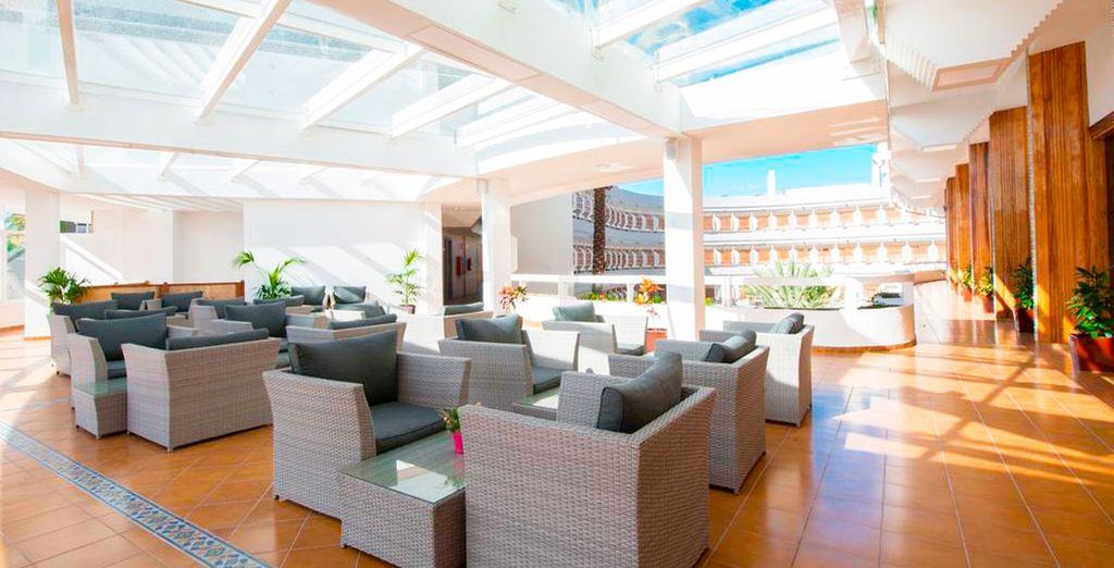 Un hotel ideal para tus vacaciones en la isla