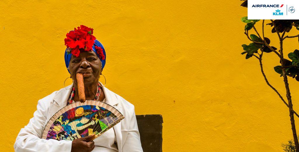 Conoce Cuba y sus gentes con este combinado espectacular