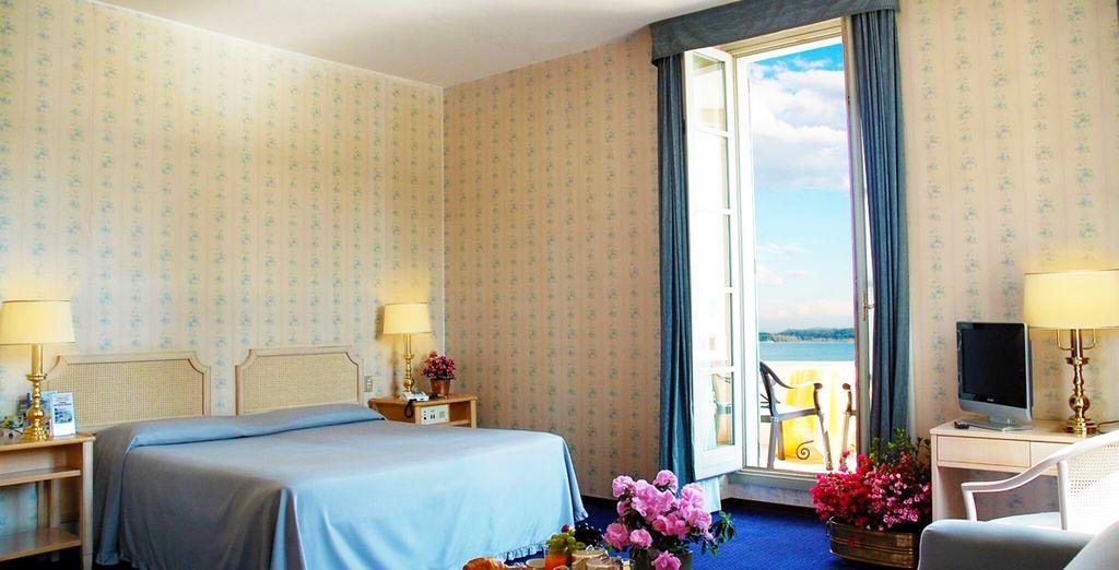 Tu habitación con vistas