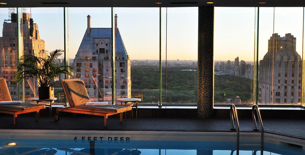 Un oasis de elegancia y lujo en el corazón de Nueva York