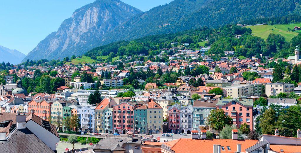 La pequeña joya del Tirol austríaco, Innsbruck
