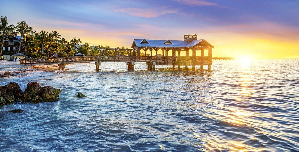 Key West será la siguiente parada