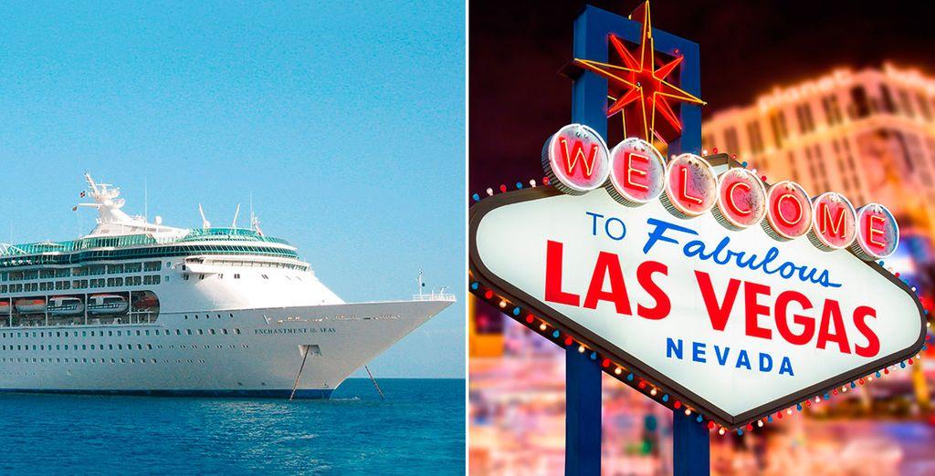 ¡Disfruta de unas vacaciones únicas en Miami, Bahamas y Las Vegas!