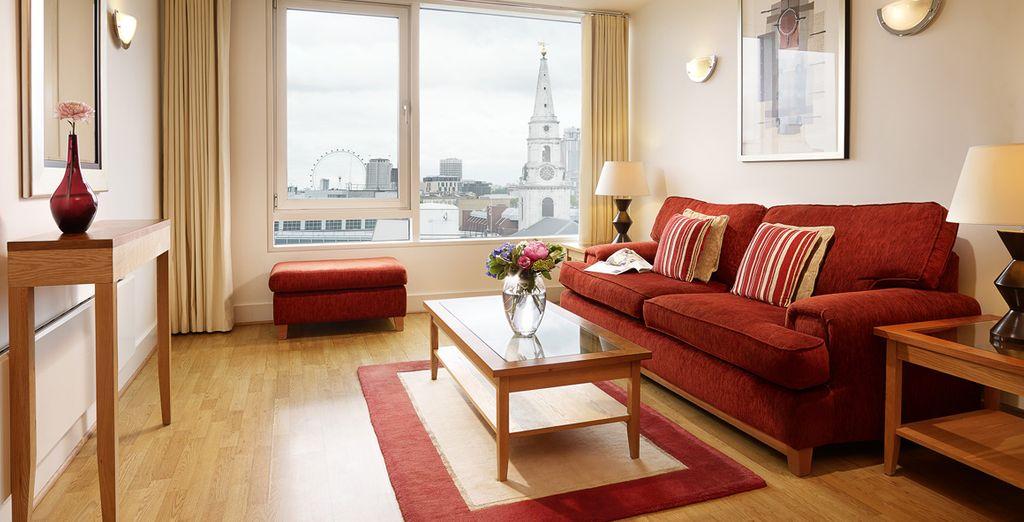 El Marlin Apartments Empire Square 4* te espera en el centro de Londres