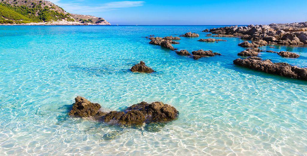 Pasa unos días fantásticos en el Mediterráneo