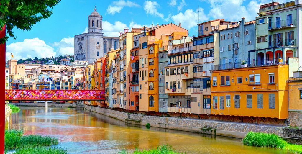 Aprovecha para visitar Girona