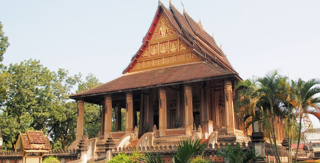 Templo Wat Phra Keo