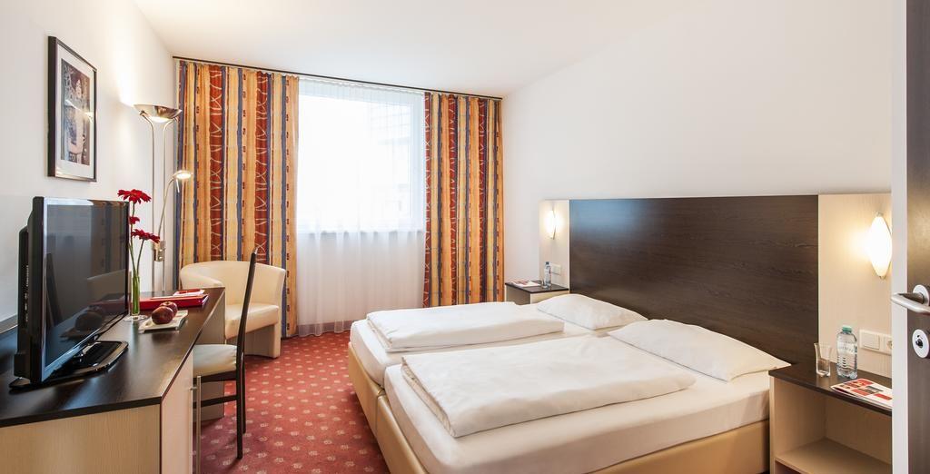 O en el AZIMUT Vienna Delta Hotel 4*