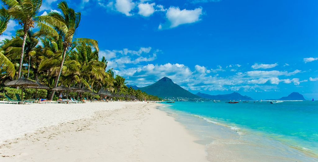 Disfruta tus vacaciones en la bella Mauricio