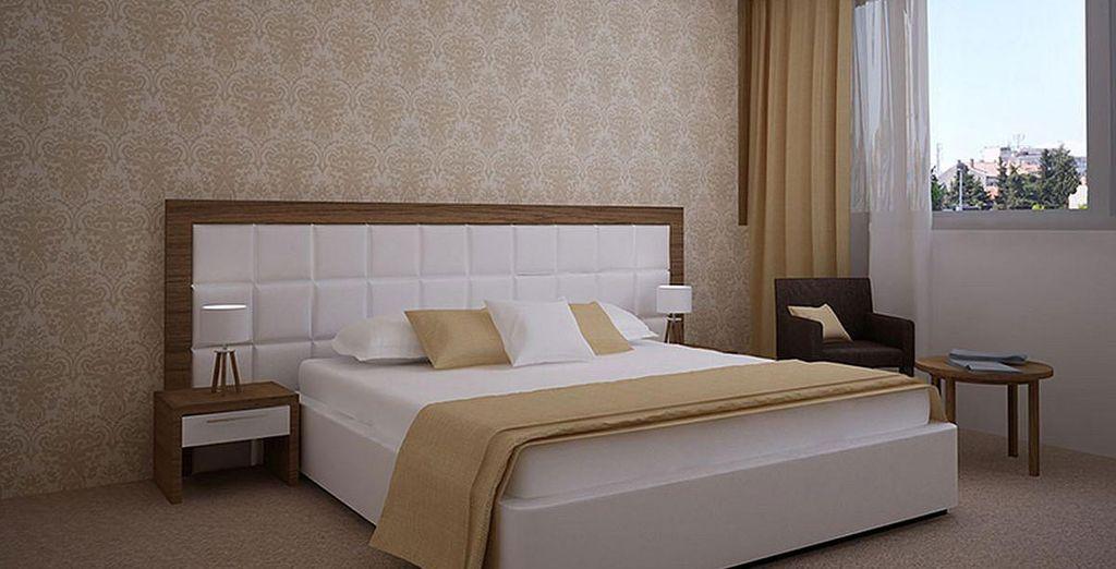 Hotel Corner 4*, Split