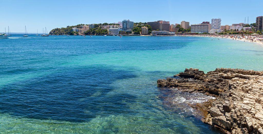 Todo esto te espera en Mallorca con tu alojamiento en el Hotel Senses Palmanova 4* Sup - Solo Adultos