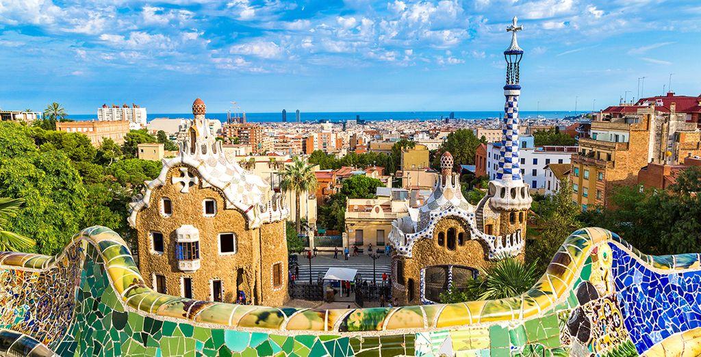 Descubre las maravillas arquitectónicas de Gaudí