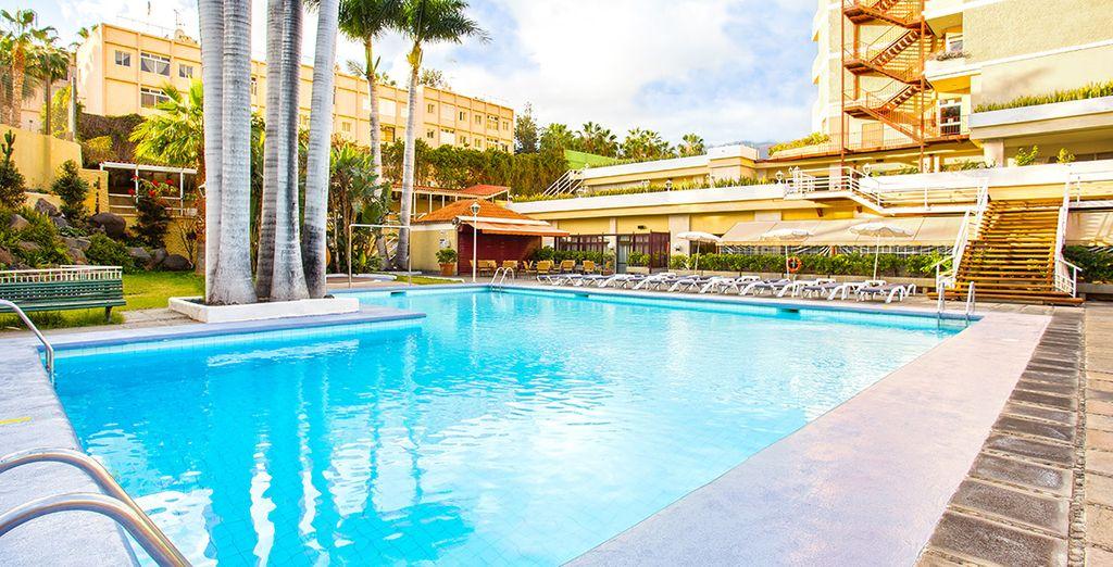 Unas refrescantes vacaciones le esperan en Be Live Adults Only Tenerife 4*