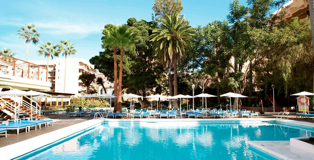 Bienvenido a Be Live Adults Only Tenerife 4*