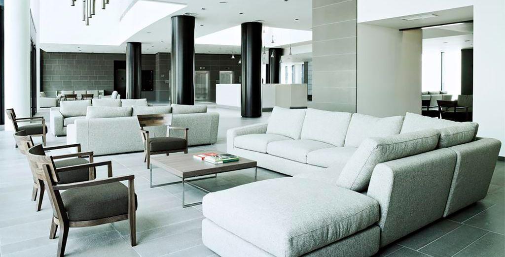 Déjate seducir por el diseño moderno y elegante