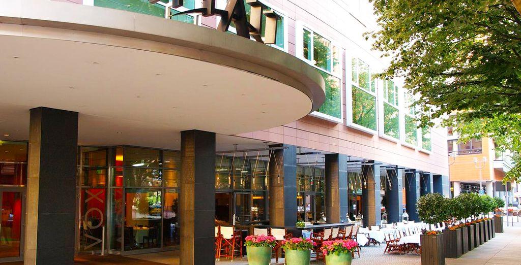 Grand Hyatt Berlin 5* es el lugar ideal para hospedarte durante tu estancia en Alemania