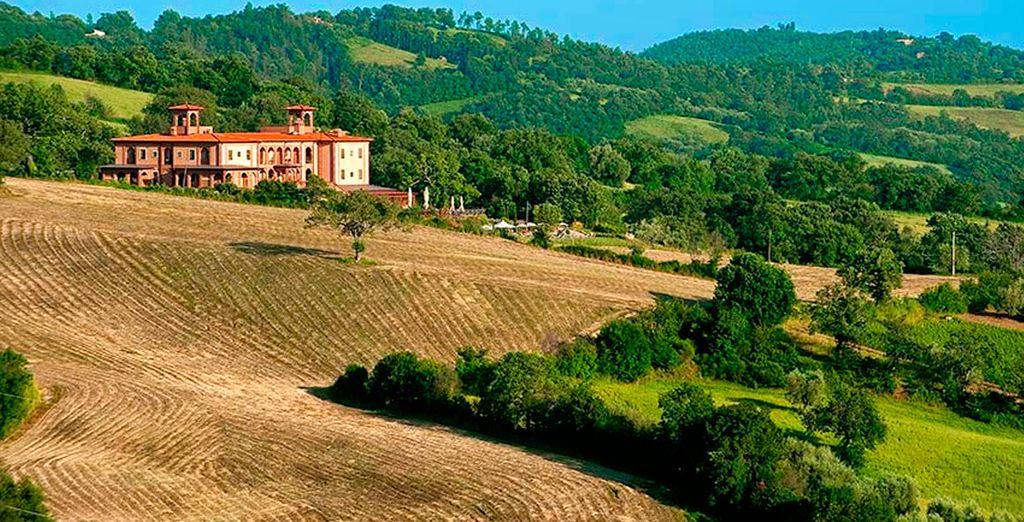 La Toscana te enamorará