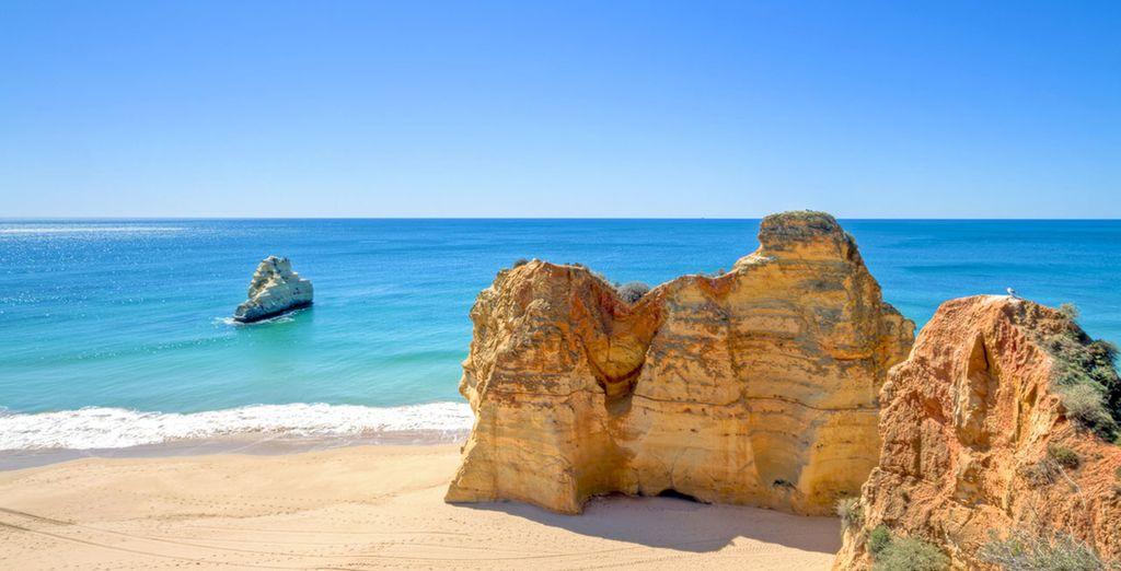 Playas idílicas en la Costa de la Luz