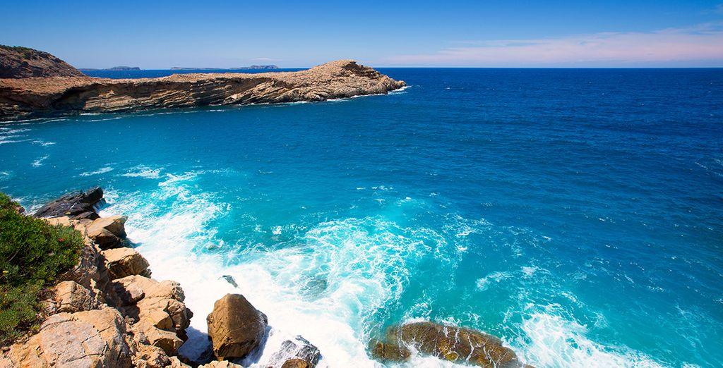 ¡Ibiza es perfecta para tus vacaciones!