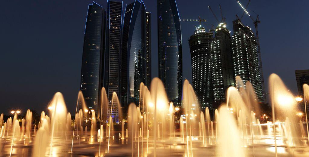 Abu Dhabi te está esperando