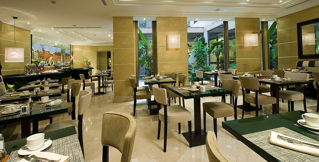 Una cafetería abierta hasta media noche con un servicio de restauración para cada gusto y exigencia