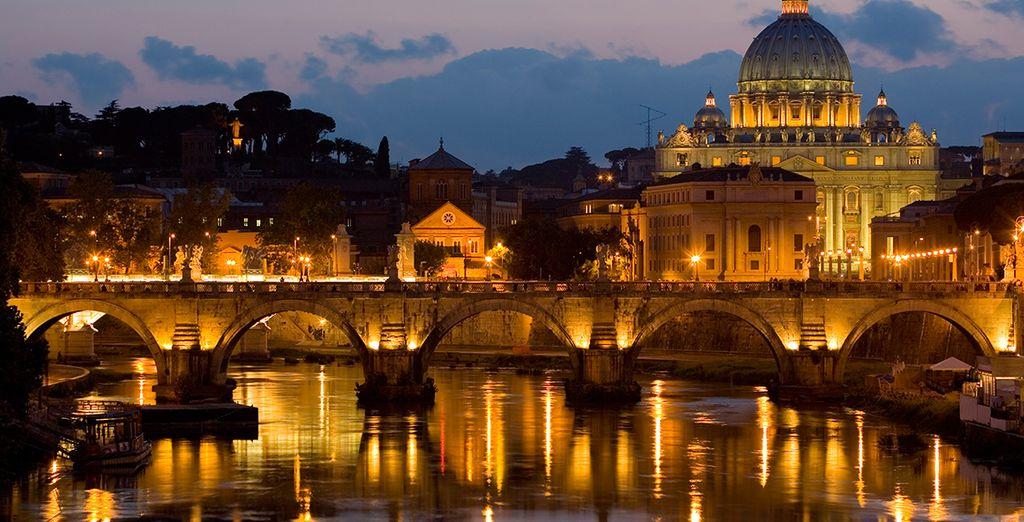 Conoce los tesoros que ofrece Roma