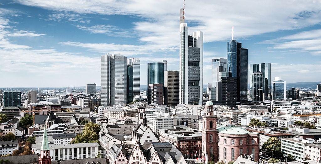 Ven a conocer la capital financiera de Alemania